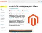 How to Create a Magento Module