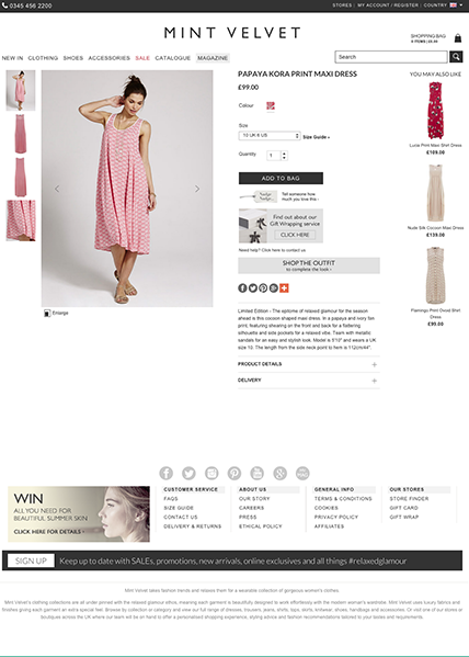 outlet store outlet on sale hot product Checkout Review: House of Fraser, John Lewis, Mint Velvet