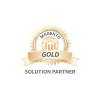 Magento Gold Solution Partner