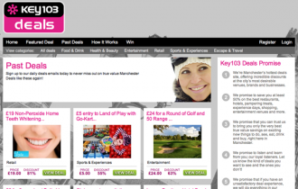 Key 103 Daily Deals Website