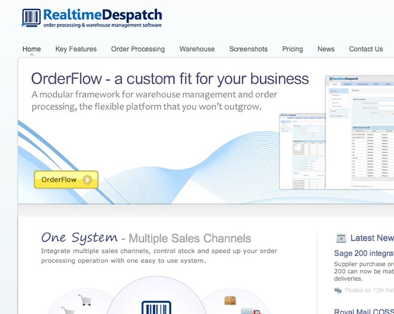 Warehouse Management Magento Module: Realtime Despatch | Ampersand