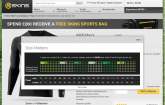 SKINS on Magento Enterprise by Ampersand Commerce
